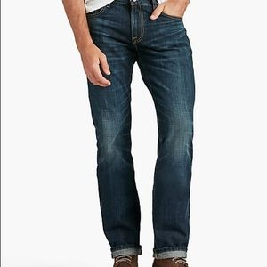 Lucky Brand 221 Original Straight Jeans w40/L30